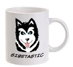 Sibetastic Ceramic Mug