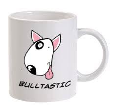 Bulltastic Ceramic Mug