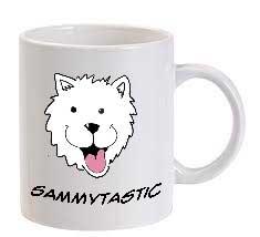 Sammytastic Ceramic Mug