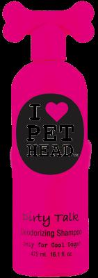 Pet Head Dirty Talk Shampoo 475/ML Mint Lemon