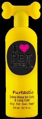 Pet Head Furtastic crème rinse 475/ML Blueberry