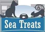 Sea Treats Mixed Bag Of Fish Treats – 400g